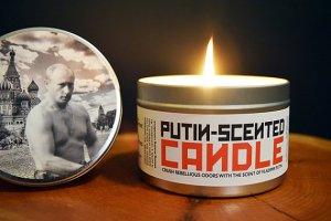 Putin_candle